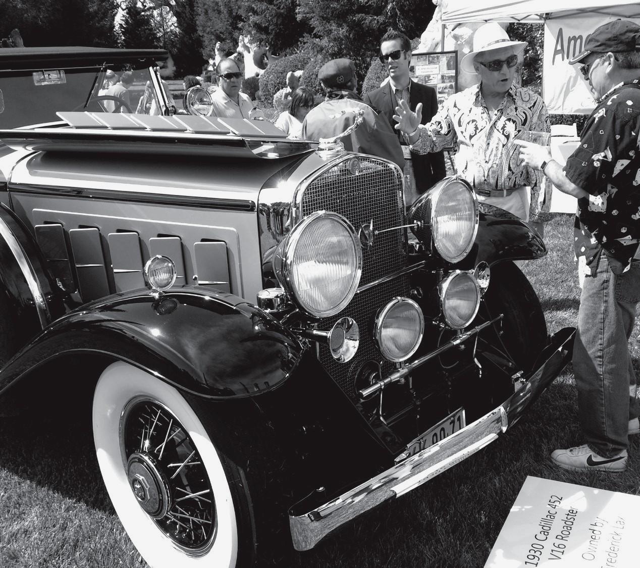 Elegant wheels roll into Murdock\'s Sherwood estate   Thousand Oaks Acorn